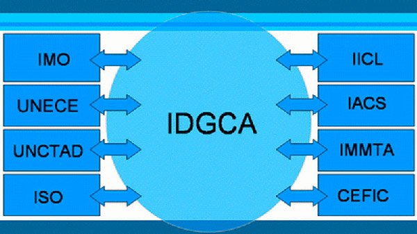 Cooperation 'IDGCA' NP with International Organizations: